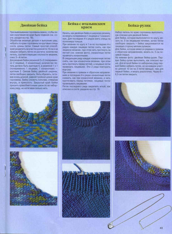 вязания сетки из нитей , Вязание схемы